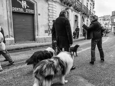 Street Photography in Caltagirone #13
