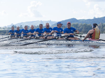 Taken during the World Masters Games - Rowing, Lake Karapiro, Cambridge, New Zealand; ©  Rob Bristow; Frame 477 - Taken on: T...