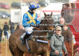 2016-03-12 CHH Parham Point to Point - Pony Race 2