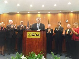 Governor McAuliffe Announces Reforms to Toll Violation Collections Process