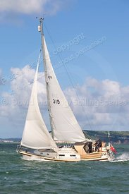Uptown Girl, FR319, Westerly Fulmar 20150606683