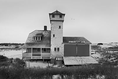 United States Lifesaving Station, Cape Cod