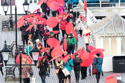 Esplanade: A Procession for Women