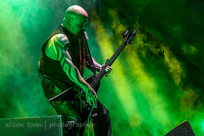 Kerry King, guitar, Slayer