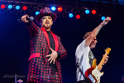 Boy George and Roy Hay, Culture Club