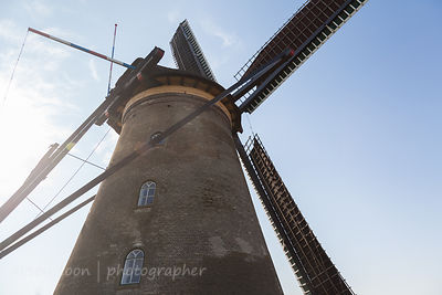 Detail of Windmill