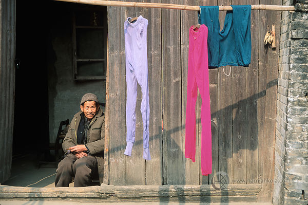 China - near Guilin (Old Man)