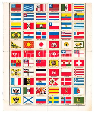 Flags of the World ca 1876