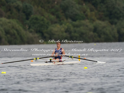 Taken during the NZSSRC - Maadi Cup 2017, Lake Karapiro, Cambridge, New Zealand; ©  Rob Bristow; Frame 535 - Taken on: Friday - 31/03/2017-  at 08:34.31