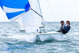 Flying Fifteen 4036, Zhik Poole Week 2015, 20150827354