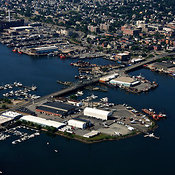 Fairhaven and New Bedford, New Bedford