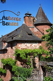 restaurant à Collonges-la-Rouge