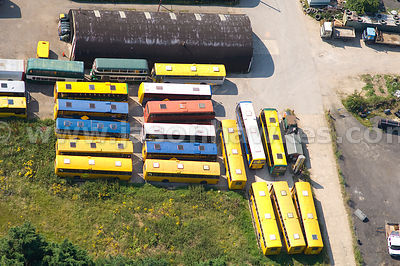 Buses, Kingston Bagpuize, England