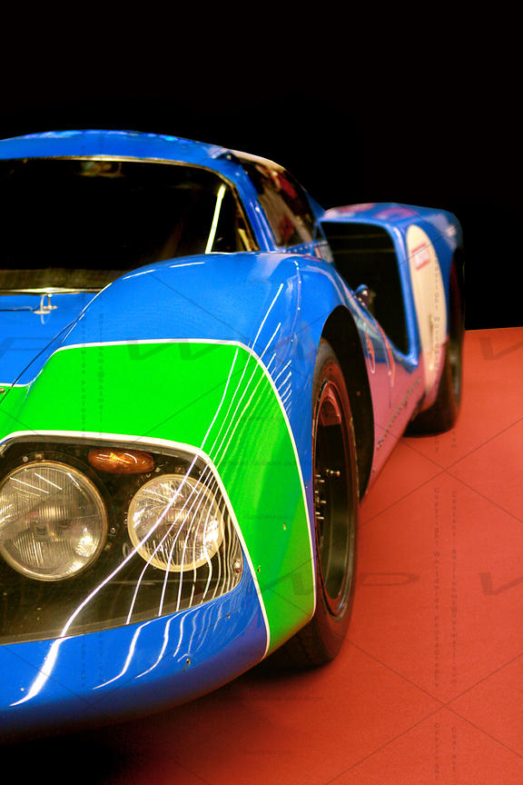 Matra sport Race car