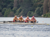 Taken during the World Masters Games - Rowing, Lake Karapiro, Cambridge, New Zealand; Tuesday April 25, 2017:   5825 -- 20170...
