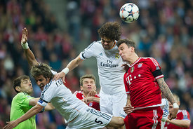 UEFA Champions League, FC Bayern München - Real Madrid, München 2014