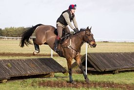 Cara and Cleo at Larkhill with Louisa Lockwood 2019.