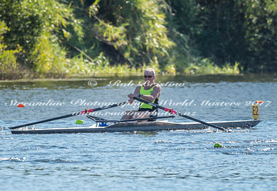 Taken during the World Masters Games - Rowing, Lake Karapiro, Cambridge, New Zealand; Tuesday April 25, 2017:   5043 -- 20170...