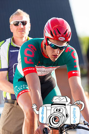 The 2013 Danish National Cycling Championship Men Under 23 Individual Time Trial
