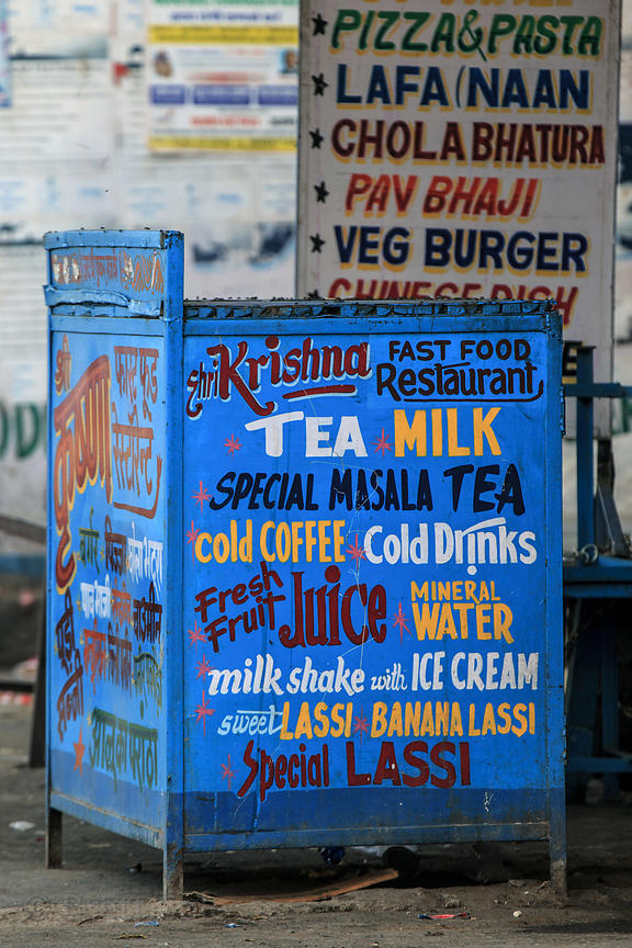 Lots to offer to tourists in Pushkar, Rajasthan, India