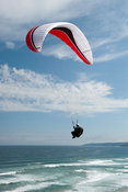 Paragliding, Wilderness, Western Cape, South Africa