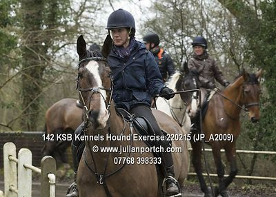 2015-02-22 KSB Kennels Hound Exercise