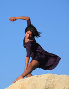 Amal Khatib .. Contemporary Dance Teacher