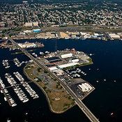 Popes Island, New Bedford