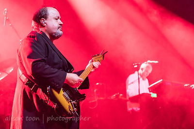Steve Rothery and Mark Kelly, Marillion