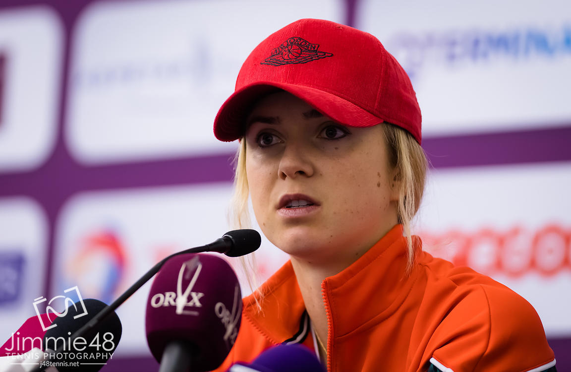 2019 Qatar Total Open - 10 Feb
