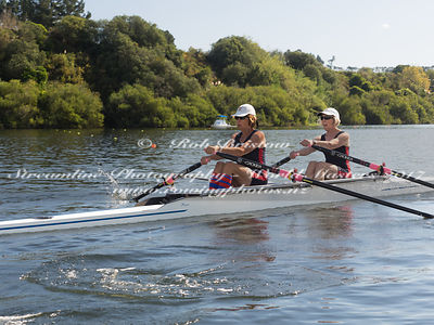 Taken during the World Masters Games - Rowing, Lake Karapiro, Cambridge, New Zealand; ©  Rob Bristow; Frame 362 - Taken on: T...