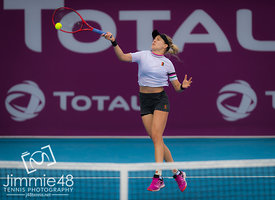 2019 Qatar Total Open - 9 Feb