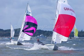 Flying Fifteen 4020, Zhik Poole Week 2015, 20150826296