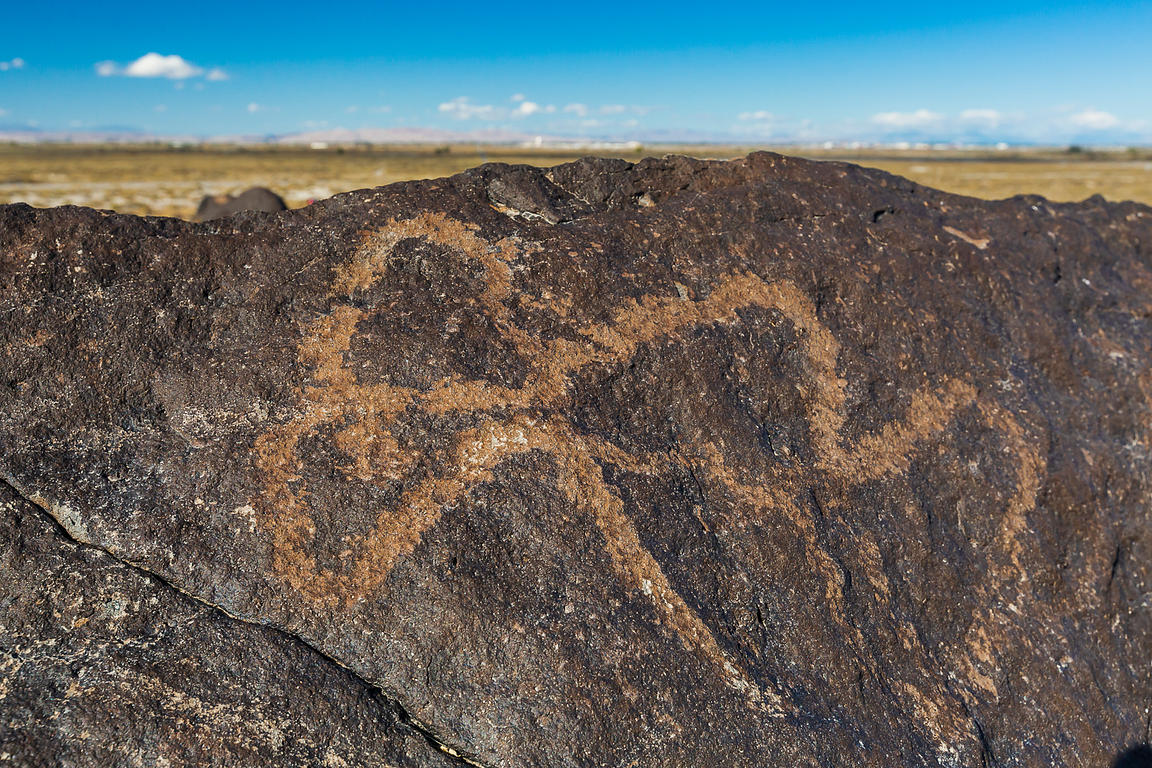 Petroglyphs at Grimes Point Archaeological Area