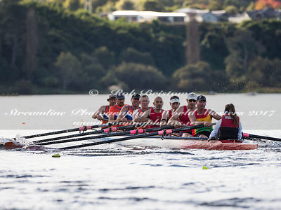 Taken during the World Masters Games - Rowing, Lake Karapiro, Cambridge, New Zealand; Tuesday April 25, 2017:   5930 -- 20170...