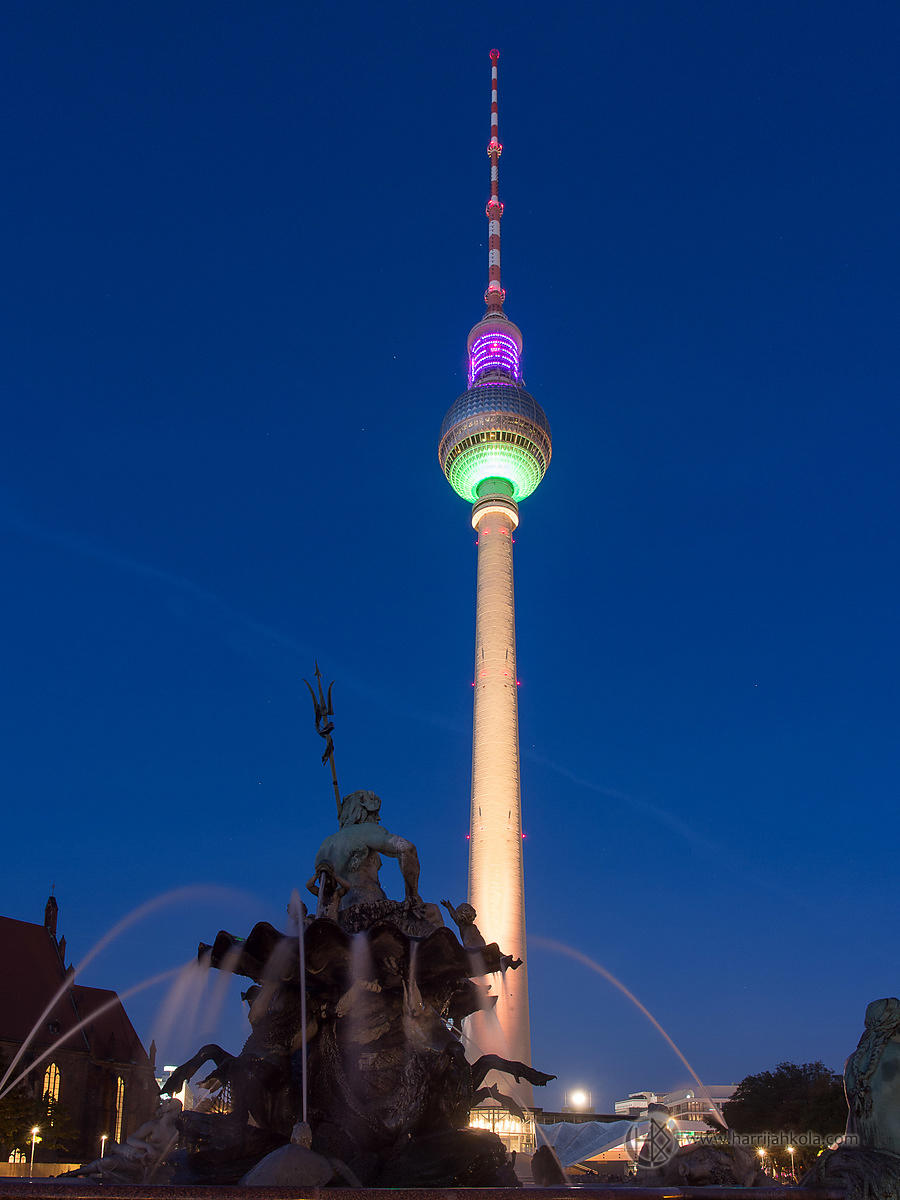 Germany - Berlin (Festival of Lights - Seance)