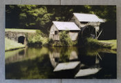 Mabry Mill 20x30 Canvas Wrap