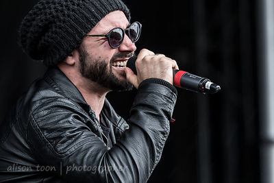 Spencer Sotelo, vocals, Periphery
