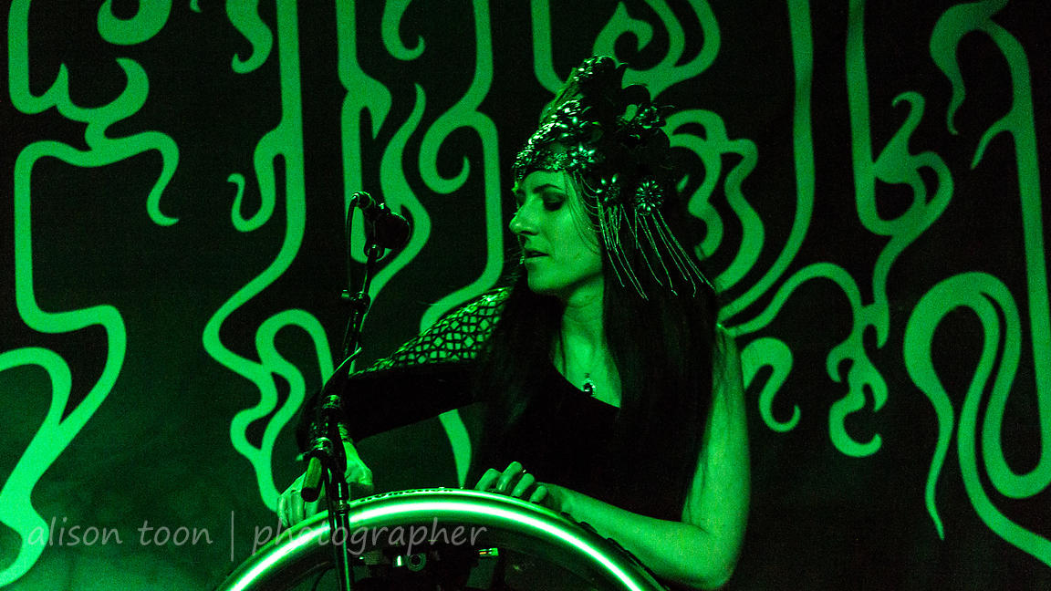 Lindsay Schoolcraft, keybvoards, Cradle of Filth