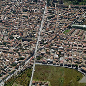 Teverola aerial photos