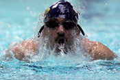 Pics show members of the Ren96 swimming team in action at todays Scottish Masters Swimming Championships at Scotstoun Leisure...