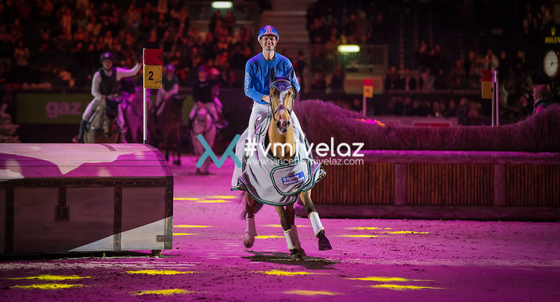 [CHI GENEVE] CIC5*: Cross Indoor | 09.12.2017