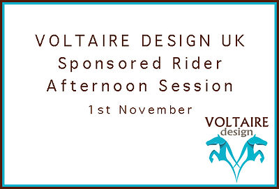 Voltaire Design UK - Sponsored Rider Afternoon Session 1st November 2017 photos