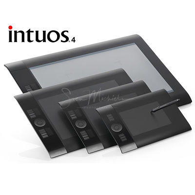 Review Wacom Intuos 4