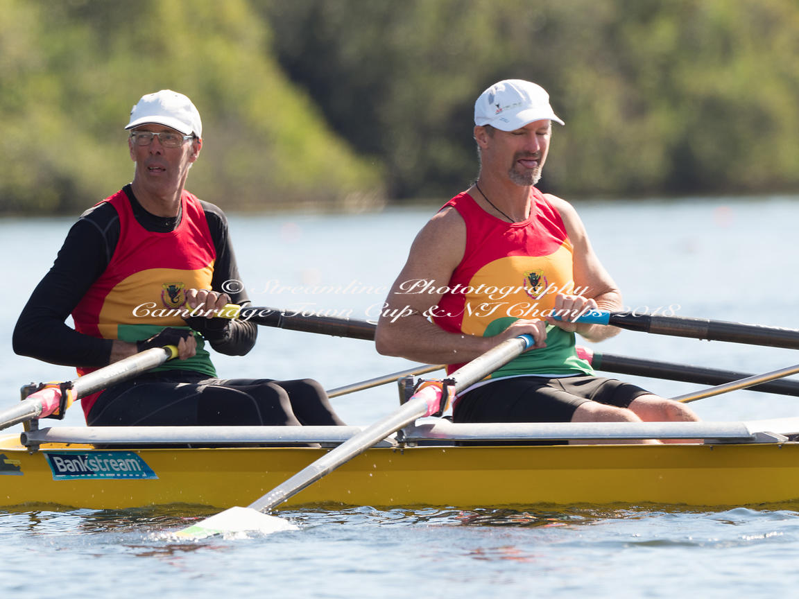 Taken during the World Masters Games - Rowing, Lake Karapiro, Cambridge, New Zealand; ©  Rob Bristow; Frame 3875 - Taken on: ...