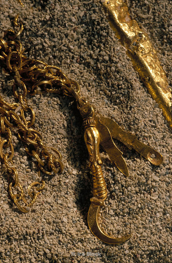 Havana Treasure Fleets- Recovered Gold from Shipwrecks along Cuban Waters