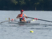 Taken during the NZSSRC - Maadi Cup 2017, Lake Karapiro, Cambridge, New Zealand; ©  Rob Bristow; Frame 2210 - Taken on: Saturday - 01/04/2017-  at 10:31.02