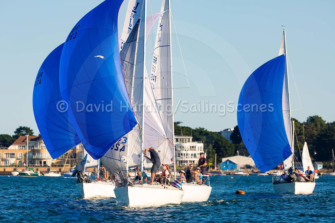 J24s, Royal Motor Yacht Club, 20180802016
