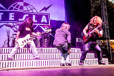 Tesla, SacTown Rocks, June 2014