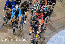 Cat 3 Men Scratch Race. Track Ontario Cup #2, January 13, 2019